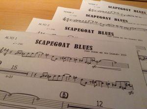 Scapegoat Blues