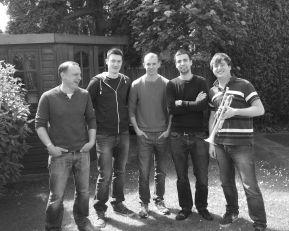Nick Dewhurst Band @ Lichfield JazzFestival