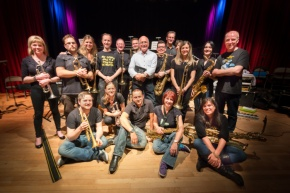 Walsall Jazz Orchestra Confirm New Dates!