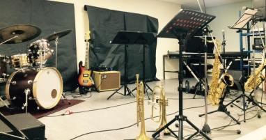 Band Set Up - Gentleshaw